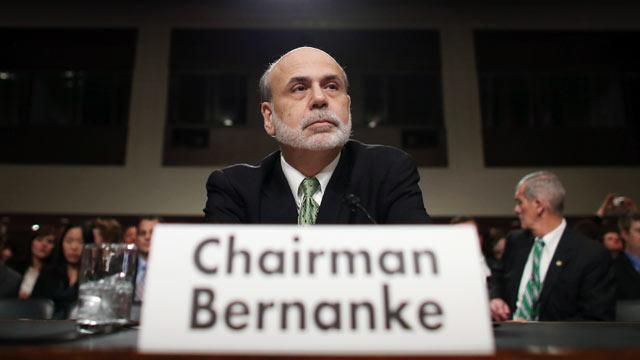 Fed Chairman Ben Bernanke Warns Congress on 'Taxmaggedon': 'If You All Go on Vacation, It's Still Going to Happen'