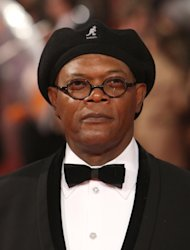 Samuel L Jackson starred with Robert Downey Jr and Scarlett Johansson in the film
