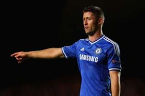 Cahill thankful to avoid injury after Rafael lunge