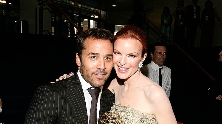 Piven Cross Emmy Prty