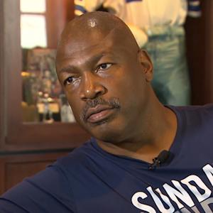 Charles Haley on Hall of Fame Induction