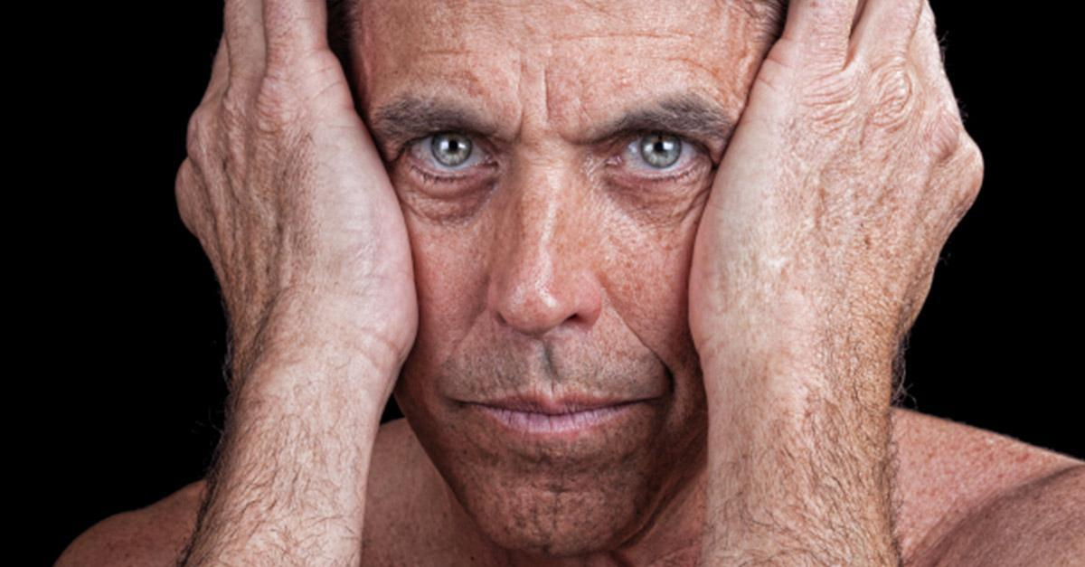 How Older Men Tighten Their Skin