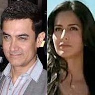 Aamir Khan Turns Santa Claus For &#39;Dhoom 3&#39; Co-Star Katrina Kaif