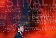 The president of the 65th Cannes Film Festival jury Nanni Moretti attends the opening ceremony of the 65th Cannes film festival