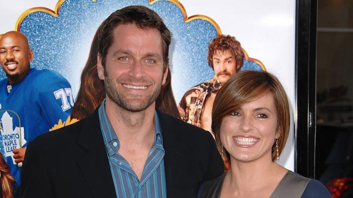 The Love Guru LA 2008 Mariska Hargitay Peter Hermann