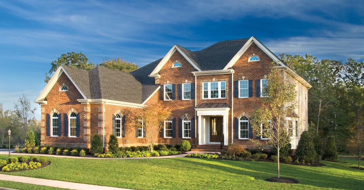 Live the life of luxury with NVHomes in Virginia