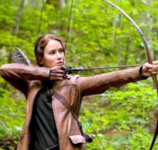Train like a tribute from the Hunger Games