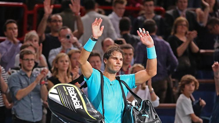 For Nadal, No. 1 ranking is no longer a main prize