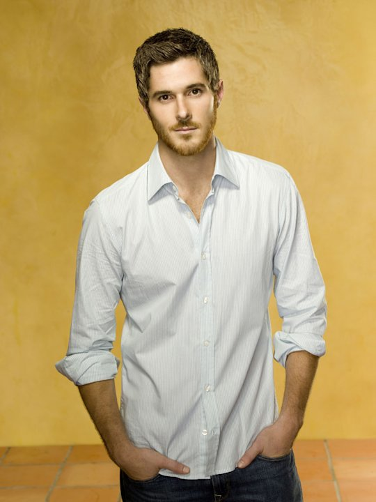 "Dave Annable stars as Justin Walker in ""Brothers and Sisters."""