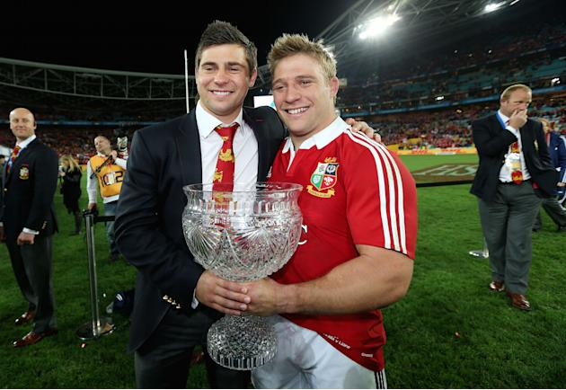 Rugby Union - 2013 British and Irish Lions Tour - Third Test - Australia v British and Irish Lions - ANZ Stadium