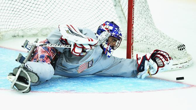 2014 Paralympic Winter Games - Previews: Day - 1