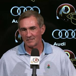 Mike Shanahan has no plans to resign