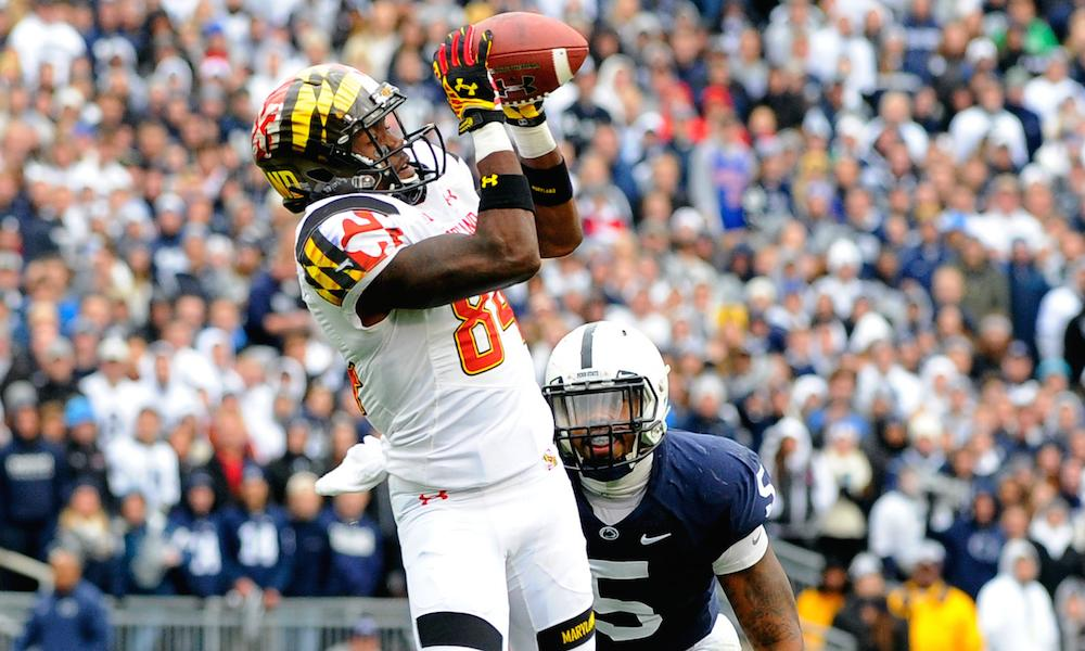 Game time set for Maryland-PSU in Baltimore