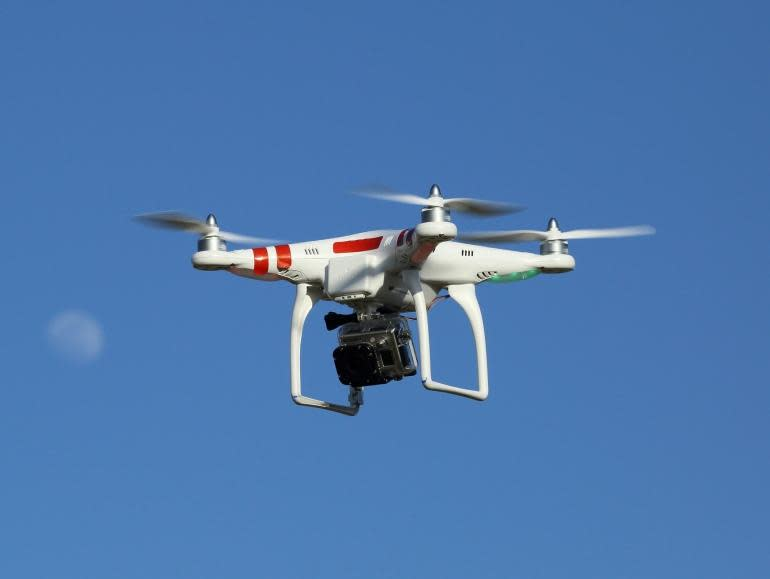 Man fined for crashing drone over police operation in Melbourne