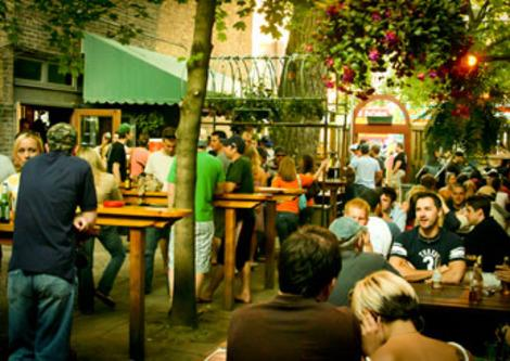 Chicago's Beer Gardens on Nation's Best Lists