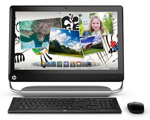 HP TouchSmart 520 PC