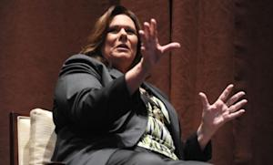 """I'm not a fly on the wall,"" says debate moderator Candy Crowley. ""We don't want the candidates to spout talking points. That doesn't help voters."""