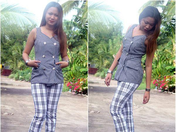 Images via : iDiva.comWear a plaid top with a similar pair of pants. Source: StylePileRelated Articles - Trend Alert: 10 Ways to Rock TartanTrend Alert: Brighten Up Your Wardrobe with Blues