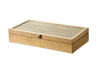 Washed Oak Box