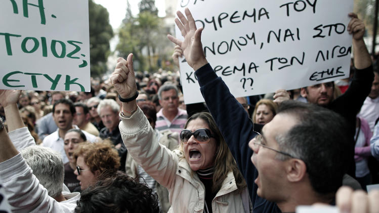 Cyprus to vote on new plan, Europe skeptical