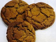 Ginger snaps are delicious on July 1st or anytime.