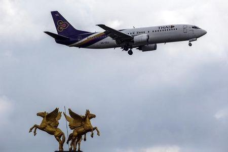 China, Japan, S.Korea halt Thai air route expansion on safety concerns