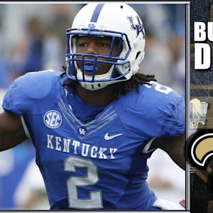 120 NFL Mock Draft: New Orleans Saints Select Bud Dupree
