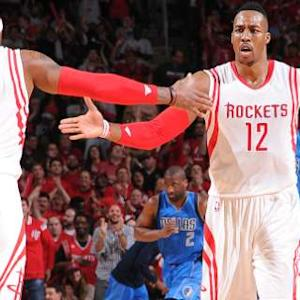 Rockets vs. Mavericks: Game 2