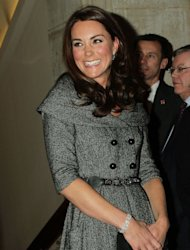 Britain&#39;s Catherine, the Duchess of Cambridge