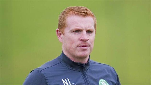 Neil Lennon, pictured, has warned Viktor Kumykov of disrespecting his side