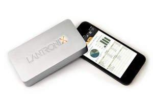 Lantronix Launches New xPrintServer - Office Edition, Delivering iPad and iPhone Printing Solution for Business Users