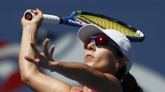 Tennis player banned after positive for meth