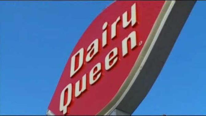 Young boy hospitalized after cleaning chemicals found in Dairy Queen shake
