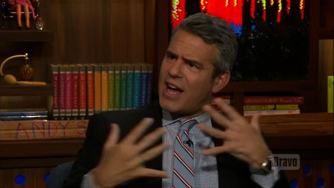 Andy Cohen Says Reality Shows Hasten Breakups