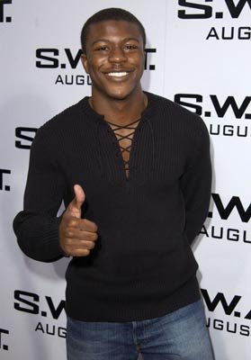 Premiere: Edwin Hodge at the LA premiere of S.W.A.T. - 7/30/2003 Steve Granitz, Wireimage.com