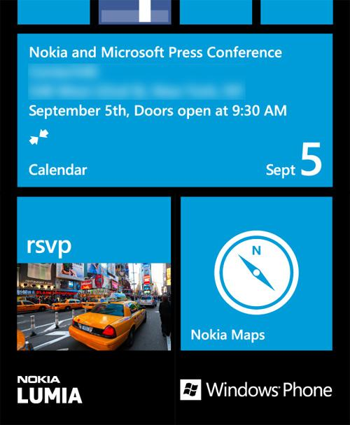 Nokia to unveil two Windows Phone 8 phones on September 5th