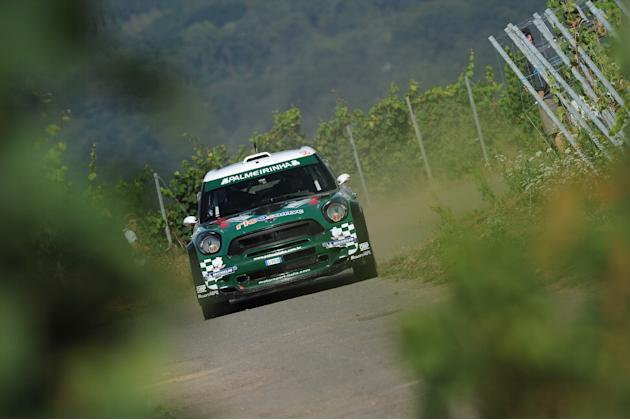 FIA World Rally Championship Germany - Shakedown