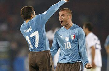 International Friendly Preview: Italy - USA