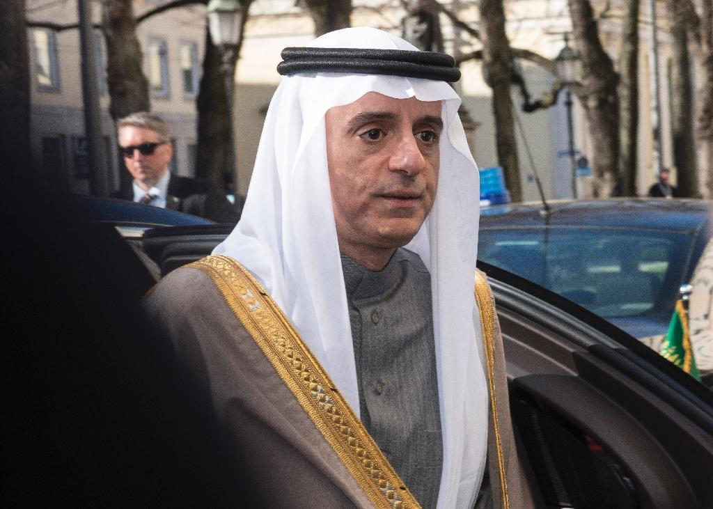 Russia will 'fail to save' Syria's Assad: Saudi Foreign Minister