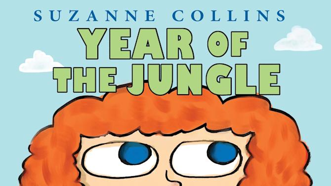 AP Newsbreak: New Suzanne Collins book in 2013