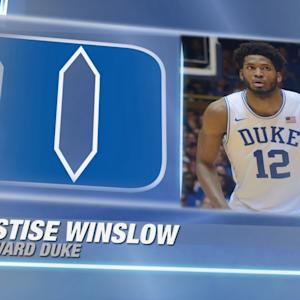 Duke Super Frosh Justise Winslow Has Career Night vs Syracuse