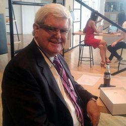Newt Gingrich Goes to the Zoo (WIth Google Glass)