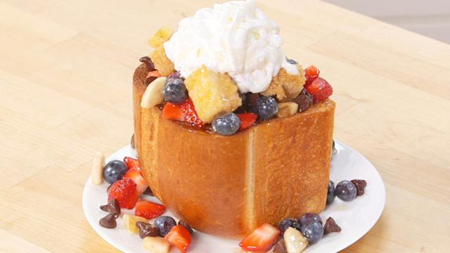 Surprise-Inside French Toast Will Transform Your Brunch Routine