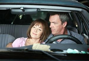 Patricia Heaton and Neil Flynn | Photo Credits: Danny Feld/ABC
