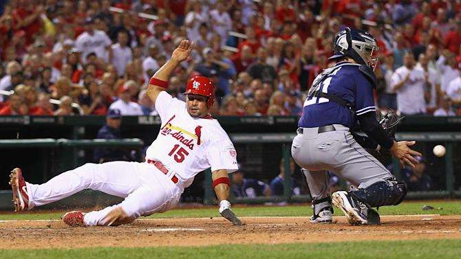 San Diego Padres v St. Louis Cardinals