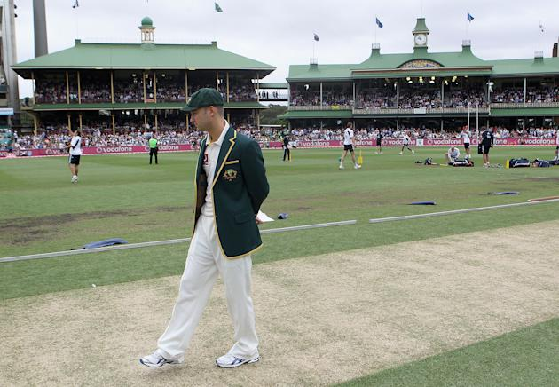 Fifth Test - Australia v England: Day One