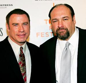 John Travolta on James Gandolfini: He Helped Me Through My Son's Death