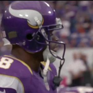 Importance of Adrian Peterson to Vikings offense