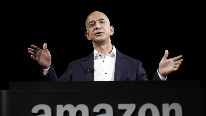 Bezos built bookselling site into online empire