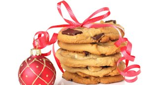 Favorite cookies make a sweet gift.